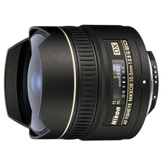Nikon NIKKOR 10,5MM F2.8 G AF DX IF-ED