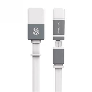 Nillkin Lightning Plus Datový Kabel White