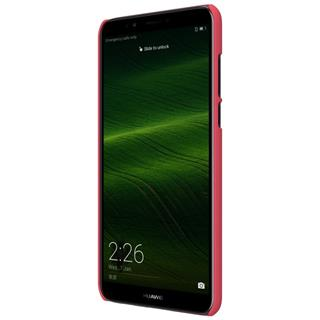 Nillkin Super Frosted Zadní Kryt Red pro Huawei Y7 Prime 2018
