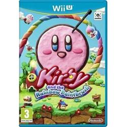 Nintendo Wii U - Kirby and Rainbow Paintbrush NIUS400100