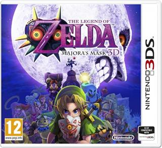 Nintento 3DS The Legend of Zelda: Majora's Mask NI3S710