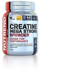 Nutrend CREATINE MEGA STRONG POWDER, 500g, broskev