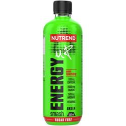 Nutrend SMASH ENERGY UP, 500ml, green