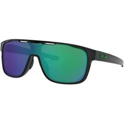 OAKLEY Crossrange Shield Black Ink - PRIZM Jade