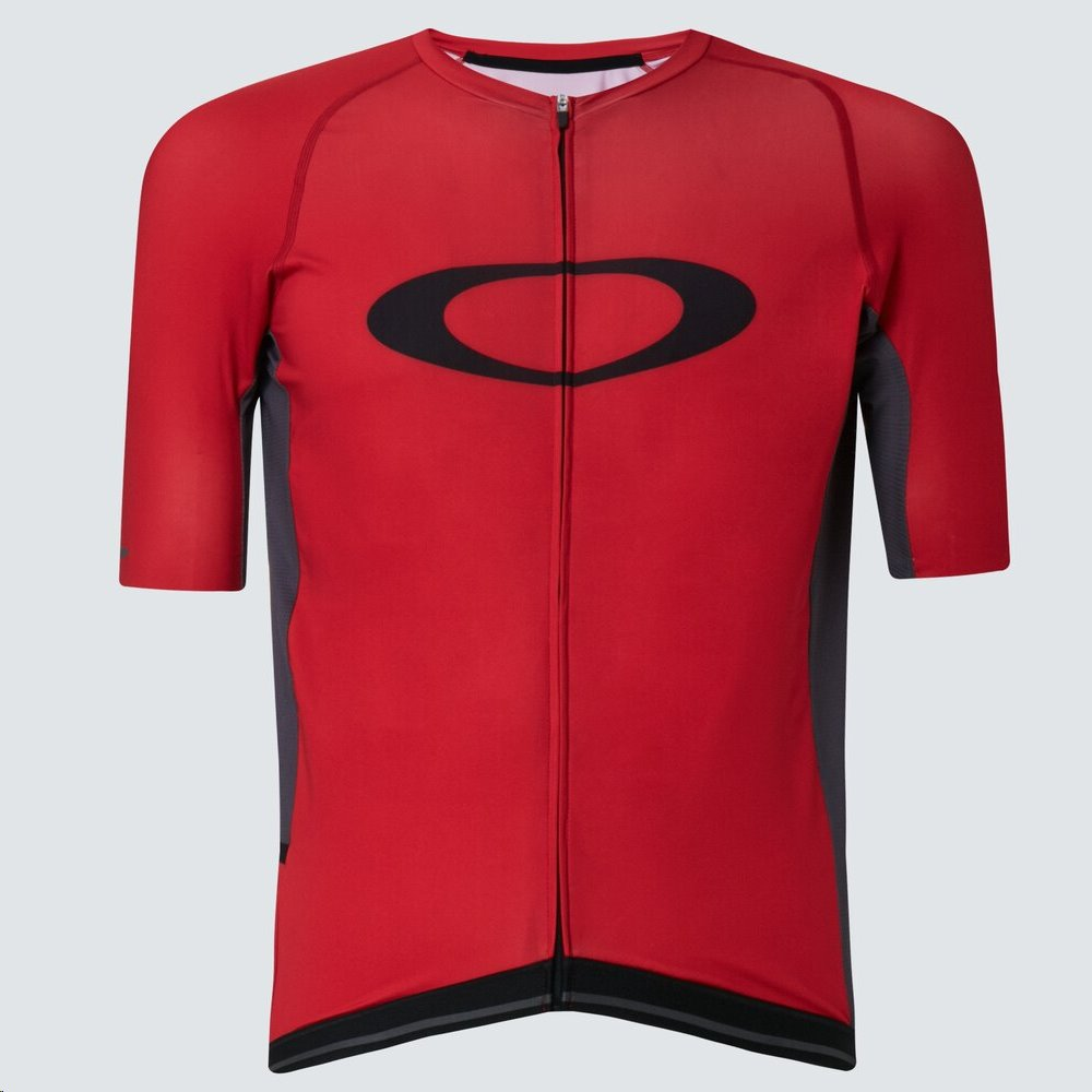 Oakley Icon Jersey 2.0 HIGH RISK RED vel. XXL