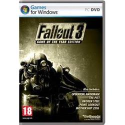 PC Fallout 3: Game of the Year