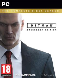 PC Hitman: The Complete First Season, Steelbook edition