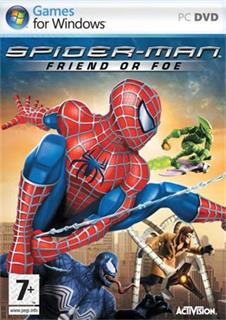 PC Spider-Man: Friend or Foe