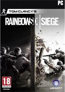 PC Tom Clancy's Rainbow Six: Siege (USPC069401)