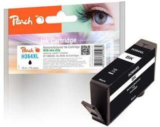 Peach H364XL černá kompatibilní s CN684EE, No. 364XL