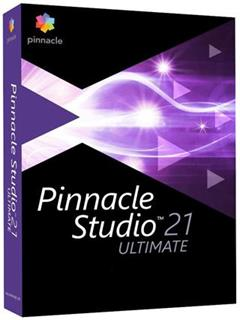Pinnacle Studio 21 Ultimate ML EU Box