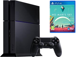 PlayStation 4 1TB + hra No Man´s Sky
