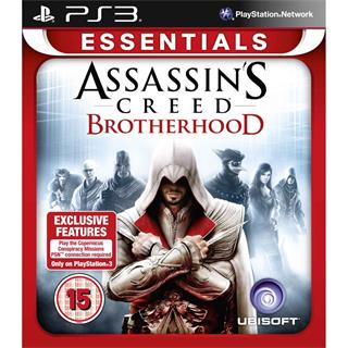 PS3 - Assassin's Creed Brotherhood (Essentials)