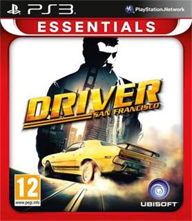 PS3 - Driver San Francisco (Essentials)