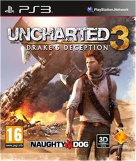 PS3 - Uncharted 3: Drake´s Deception
