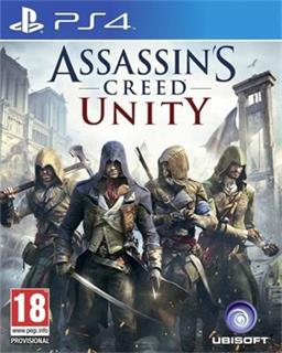 PS4 - Assassin's Creed: Unity