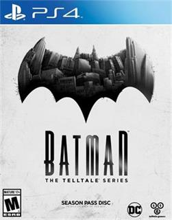 PS4 Batman - The Telltale Series