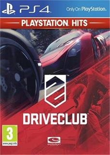 PS4 - DRIVECLUB (HITS)