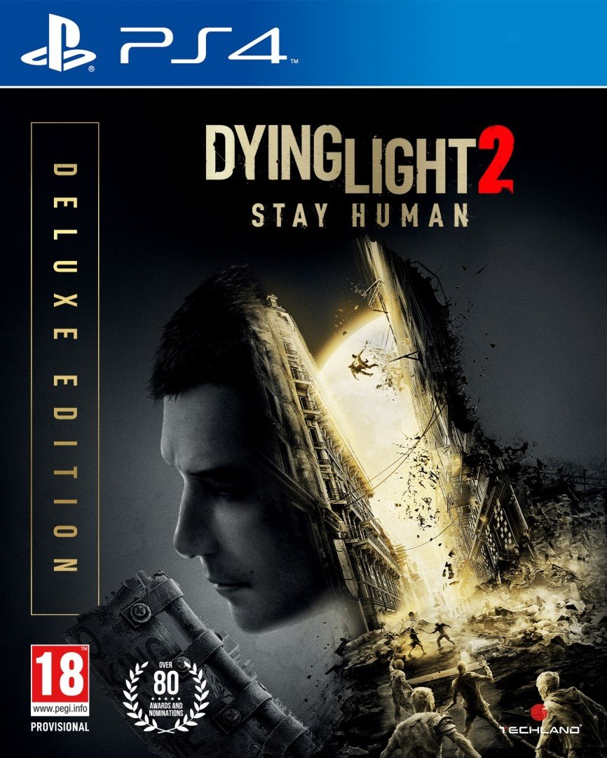 PS4 - Dying Light 2: Stay Human Deluxe Edition