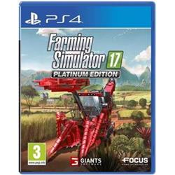 PS4 - Farming Simulator 17 Platinum Edition