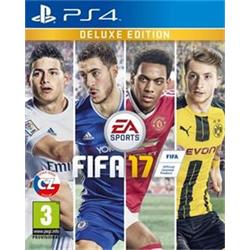 PS4 - FIFA 17 (Deluxe Edition)