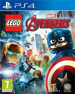 PS4 - Lego Marvel's Avengers
