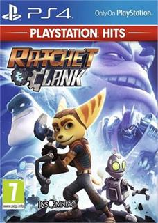 PS4 - Ratchet & Clank (HITS)