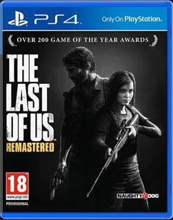 PS4 - The Last of Us: Remastered