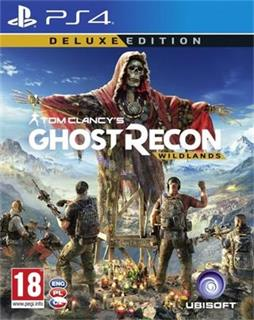PS4 Tom Clancy's Ghost Recon: Wildlands Deluxe Edition