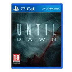 PS4 - Until Dawn