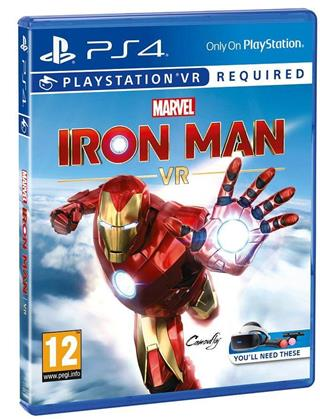 PS4 VR - Marvel's Iron Man