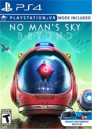 PS4 VR - No Man's Sky Beyond