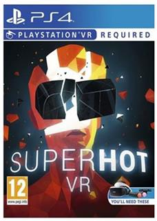PS4 VR - Superhot VR