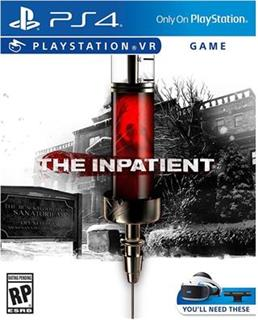 PS4 VR - The Inpatient