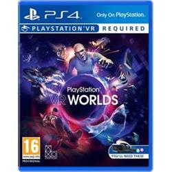 PS4 VR - VR Worlds