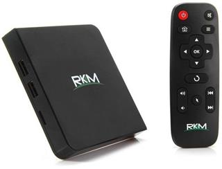 Rikomagic MK68 4K TV Box