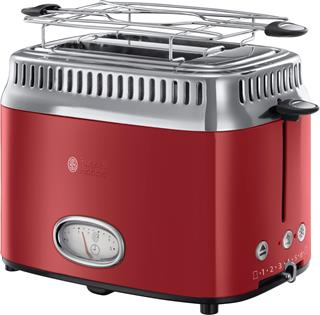 Russell Hobbs Retro Ribbon Red 21680-56