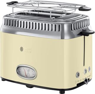 Russell Hobbs Retro Vintage Creme 21682-56