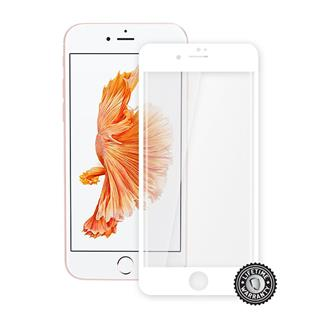 ScreenShield Tempered Glass na displej pro Apple iPhone 7, bílá (displej)