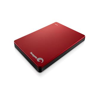 Seagate Backup Plus Slim Portable 2TB červený