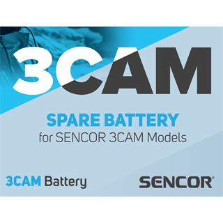 Sencor 3CAM BATTERY