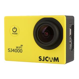 SJCAM SJ4000 WiFi Yellow