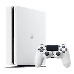 Sony PlayStation 4 Slim 500GB, bílá