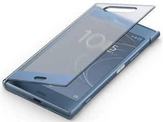 SONY SCTG50 Style Cover Touch pro Xperia XZ1 Blue