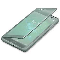SONY SCTH50 Style Cover Touch pro Xperia XZ2 Compact Green
