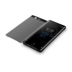 SONY SCTH70 Style Cover Touch pro Xperia XZ3 Black
