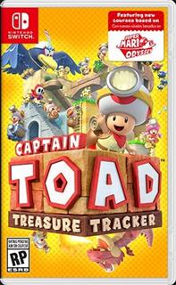 Switch - Captain Toad: Treasure Tracker