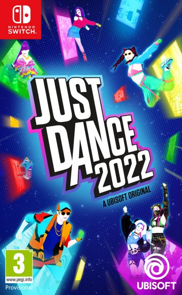Switch - Just Dance 2022
