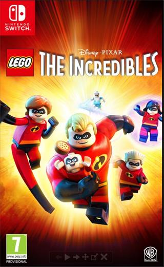 Switch - LEGO Incredibles