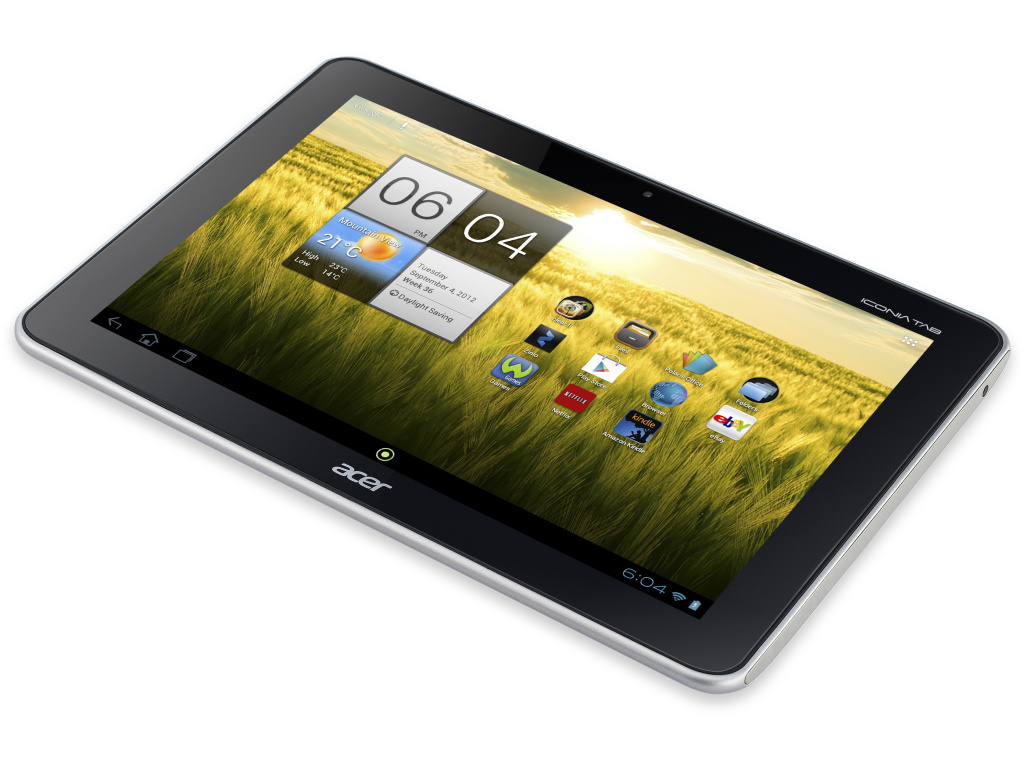 Android acer tablet data recovery